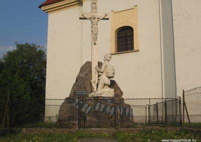 Baj I.vh emlékmű 2008.07.02.külő-Kályhás (1)