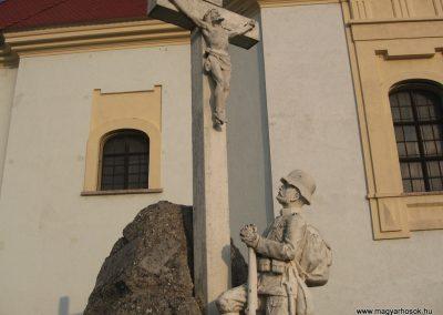 Baj I.vh emlékmű 2008.07.02.külő-Kályhás (3)