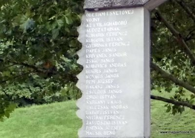 Bajcs világháborús emlékmű 2013.09.15. küldő-Méri (2)