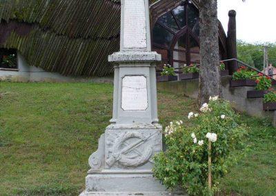 Bak I.vh emlékmű 2007.08.15.küldő-Hunmi