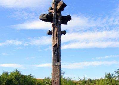 Bakonycsernye, II. világháborús emlékmű.