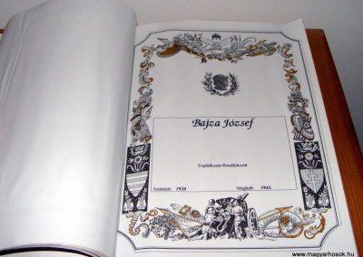 Bakonycsernye evangélikus templom Hősök könyve 2012.09.08. küldő-Méri (5)