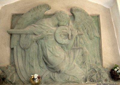 Bakonyoszlop I. világháborús emléktábla 2010.07.22. küldő-kalyhas (2)