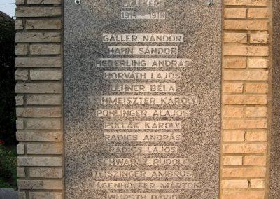 Bakonypéterd világháborús emlékmű 2010.07.23.küldő-kalyhas (3)