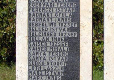 Bakonysárkány II. világháborús emlékmű 2012.08.13. küldő-Méri (2)