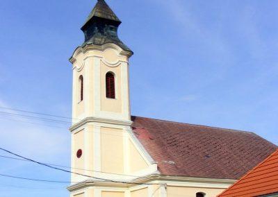 Bakonyszombathely, evangélikus templom