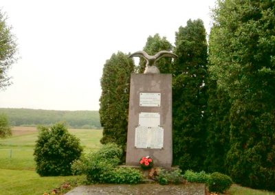 Baktüttös világháborús emlékmű 2012.05.07. küldő-Ágca (1)