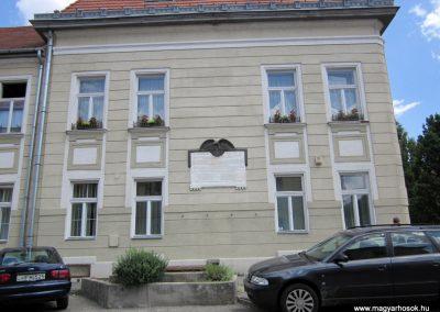 Balassagyarmat Civitas Fortissima emléktábla 2012.07.11. küldő-kalyhas