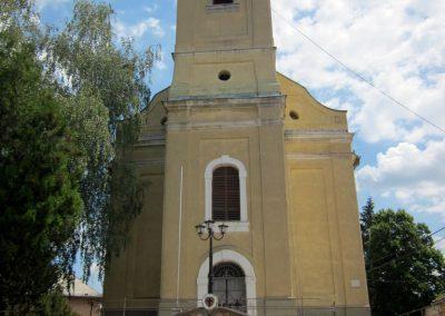 Balassagyarmat evangélikus templom világháborús emléktábla 2012.07.11. küldő-kalyhas