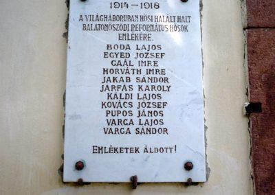 Balatonőszöd I.vh emléktábla 2010.08.29. küldő-Sümec (1)