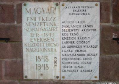 Balatonalmádi Hősi emlékmű 2009.03.03.küldő-Magyar Benigna (5)