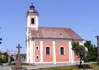 Vörösberény, Szent Ignác templom