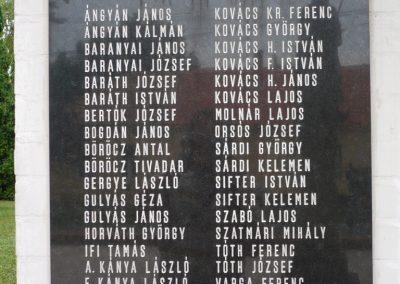 Balatonberény Hősi emlékmű 2009.09.17. küldő-Sümec (2)