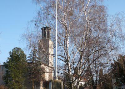 Balatonboglár világháborús emlékmű 2010.01.20. küldő-Sümec