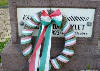 Balatonfüred- Balatonarács világháborús emlékmű 2010.05.29. küldő-Sümec (4)