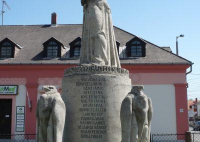 Balatonfüred I.vh emlékmű 2009.05.17.küldő-Ágca (6)