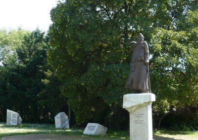 Balatonfüred II.vh emlékmű 2009.05.17.küldő-Ágca