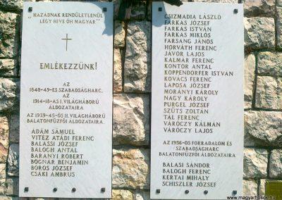 Balatonfűzfő világháborús emlékmű 2011.05.23. küldő-Csiszár Lehel (4)