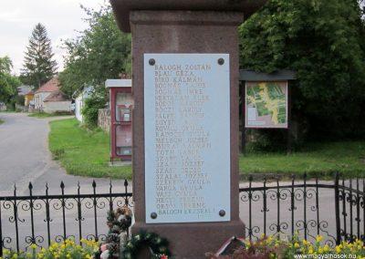 Balatonhenye világháborús emlékmű 2013.06.25. küldő-kalyhas (6)