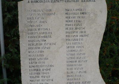 Balatonkeresztúr-Balatonmáriafürdő világháborús emlékmű 2009.09.17. küldő-Sümec (4)
