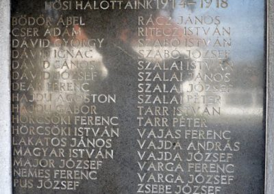 Balatonmagyaród világháborús emlékmű 2012.04.11. küldő-Sümec (3)