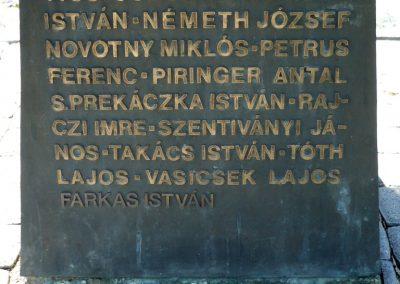 Balatonszemes Hősi emlékmű 2010.08.29. küldő-Sümec (5)