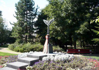 Balatonszemes Hősi emlékmű 2010.08.29. küldő-Sümec (7)