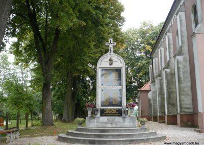 Balatonszentgyörgy II.vh emlékmű 2009.09.17. küldő-Sümec