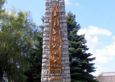 Balatonudvari II. világháborús emlékmű