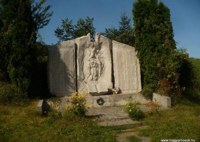 Balf II.vh emlékmű 2009.08.30.küldő-Gombóc Arthur