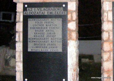 Balinka világháborús emlékmű 2012.12.29. küldő-Méri (3)