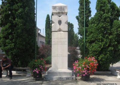 Balkány II.vh emlékmű 2009.07.02.küldő-kalyhas