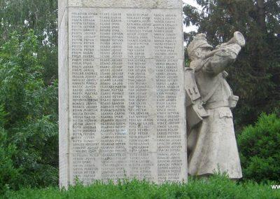 Balmazújváros I.vh emlékmű 2008.06.06. küldő-kalyhas (10)