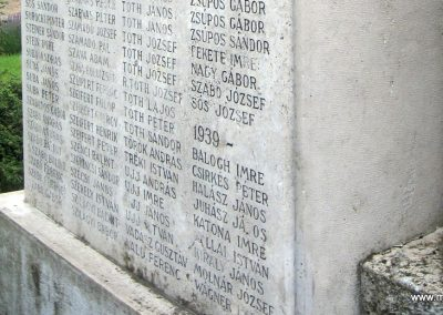 Balmazújváros I.vh emlékmű 2008.06.06. küldő-kalyhas (12)