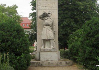 Balmazújváros I.vh emlékmű 2008.06.06. küldő-kalyhas (2)