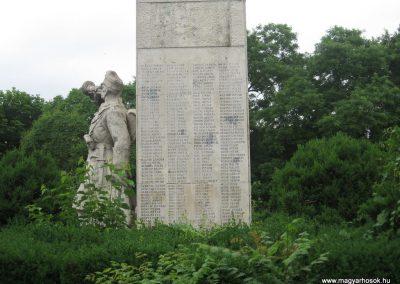 Balmazújváros I.vh emlékmű 2008.06.06. küldő-kalyhas (6)