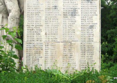 Balmazújváros I.vh emlékmű 2008.06.06. küldő-kalyhas (8)