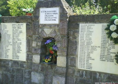 Barabás II.vh emlékmű 2008.08.19.küldő-Ősz Béláné (2)