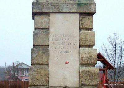 Baracska I. világháborús emlékmű 2013.02.03. küldő-Horváth Zsolt (2)