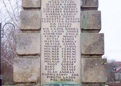 Baracska I. világháborús emlékmű 2013.02.03. küldő-Horváth Zsolt (4)