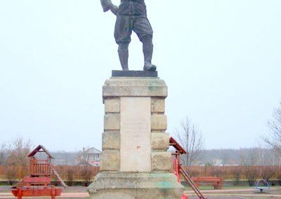 Baracska I. világháborús emlékmű 2013.02.03. küldő-Horváth Zsolt (6)