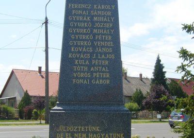 Baté világháborús emlékmű 2007.06.23. küldő-Zsóki (2)