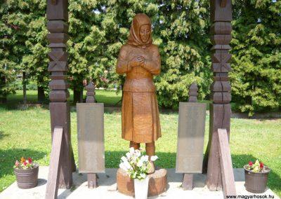 Becsehely II.vh emlékmű 2009.05.23.küldő-Ágca (2)