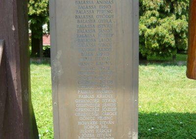 Becsehely II.vh emlékmű 2009.05.23.küldő-Ágca (3)