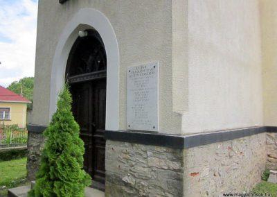 Becskeháza világháborús emléktábla 2014.06.15. küldő-kalyhas (3)