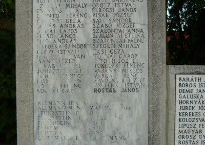 Bekecs II.vh emlékmű 2009.05.08.küldő-Ágca (2)