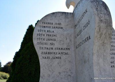 Beled II. világháborús emlékmű 2016.09.30. küldő-Méri (10)