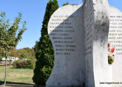 Beled II. világháborús emlékmű 2016.09.30. küldő-Méri (2)