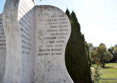 Beled II. világháborús emlékmű 2016.09.30. küldő-Méri (3)