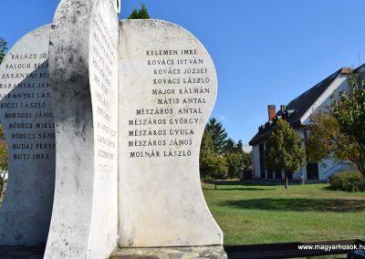 Beled II. világháborús emlékmű 2016.09.30. küldő-Méri (6)